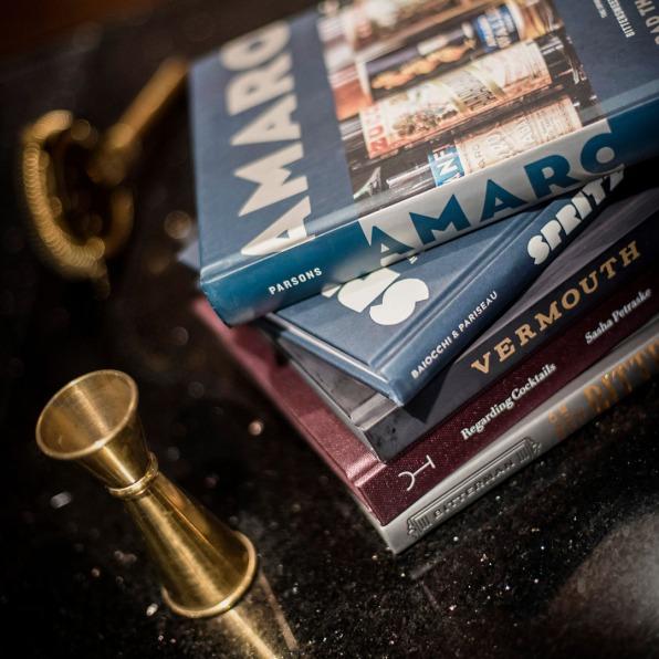 bar books