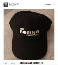 Elon is boring