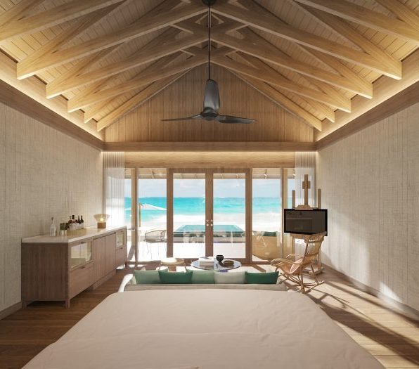 Beach Retreat_bedroom