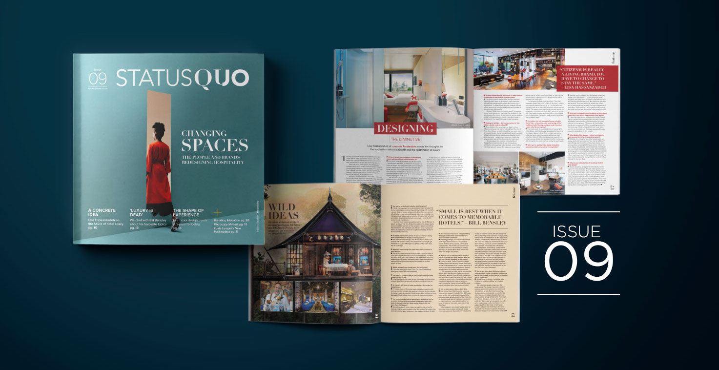 Status Quo Issue 9